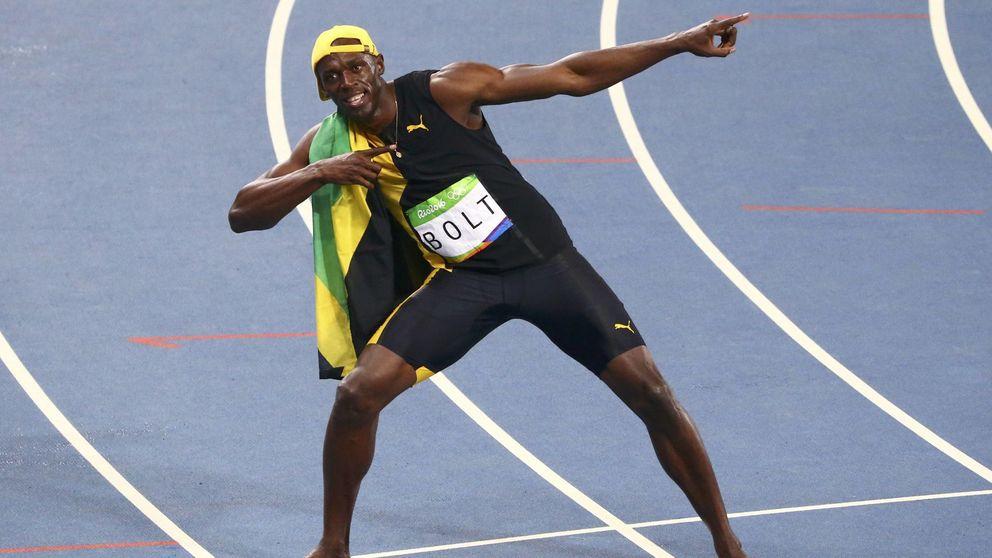 Bolt, el salvador del atletismo