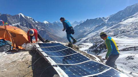 Alex Txikon, un pionero del alpinismo respetuoso con la naturaleza