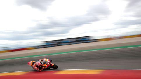 Resultado MotoGP: la soledad de Marc Márquez... y la de Jorge Lorenzo en Aragón