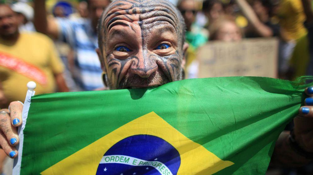 Foto: La banca española es la más expuesta de la Eurozona a la deuda emergente por Brasil