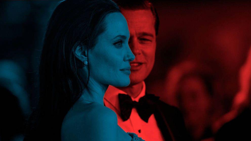 Las incógnitas sobre Angelina Jolie y Brad Pitt, un año después de la separación
