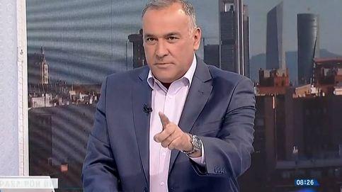 Así ha despedido Xabier Fortes 'Los desayunos' de TVE tras 26 años
