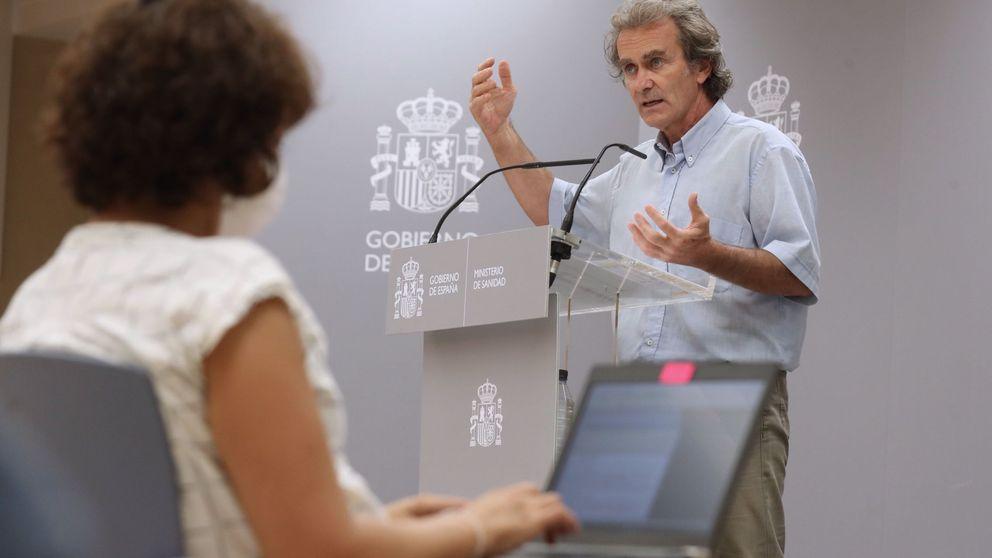 Simón descarta confinar Madrid pese a ser la región que más preocupa: No es lógico