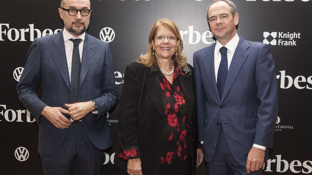 Íñigo Meirás (Ferrovial), premio Forbes al mejor CEO de España