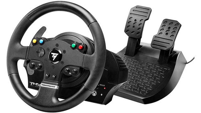 Volante para consola Thrustmaster TMX volante de carreras para Xbox One y PC