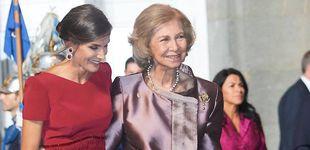 Post de Reina Letizia y Reina Sofía: la imagen de Asturias que quedará para el recuerdo
