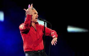Morrissey vuelve con letras antisistema