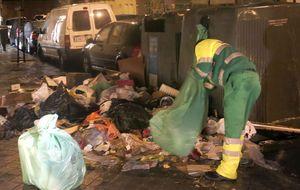 UGT desconvoca la huelga de recogida de basura no orgánica