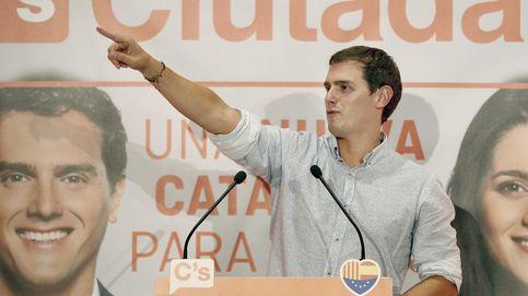 Albert Rivera exige a Artur Mas que dimita si no obtiene la mayoría el 27-S