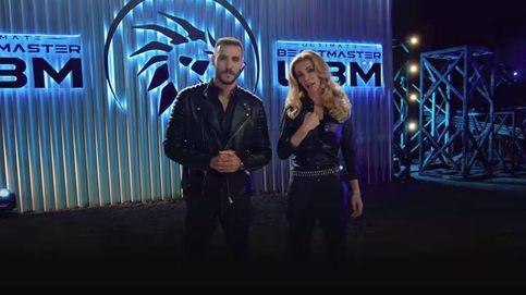 Promo de Paula Vázquez y Saúl Craviotto en la T2 de 'Ultimate beastmaster'