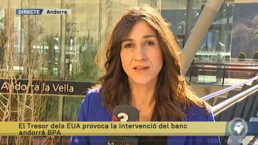 Quim Torra encuentra en TV3 a su nueva jefa de prensa, Anna Figuera