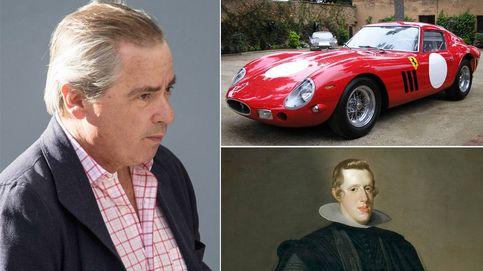 Aristrain hace caja antes del juicio: pide 65 M por el Ferrari más caro del mundo
