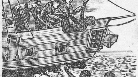 Horror y parné en un barco negrero: cuando un médico lanzó esclavos al mar para cobrar