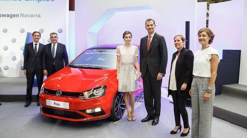 Volkswagen creará 450 puestos de trabajo en Navarra
