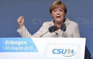 Duelo en Alemania: Merkel contra Steinbrück