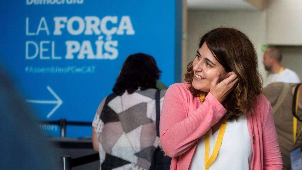 Foto: La excoordinadora general del PDeCAT Marta Pascal. (EFE)