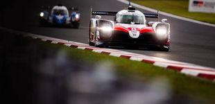 Post de Alonso recupera la sonrisa en Fuji, pero le persigue la sombra de Silverstone