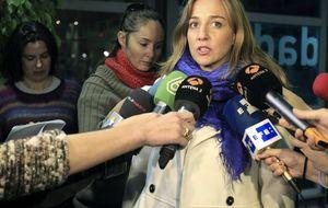 Pablo Iglesias tiende la mano a Tania Sánchez tras su salida de IU