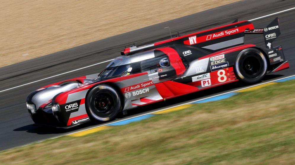 Foto: Audi se ha marchado de la Resistencia: ¿será la F1 su sustituto ideal? (EFE)