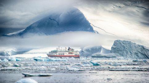 Empieza el año en el fin del mundo: viaje de lujo a la Antártida