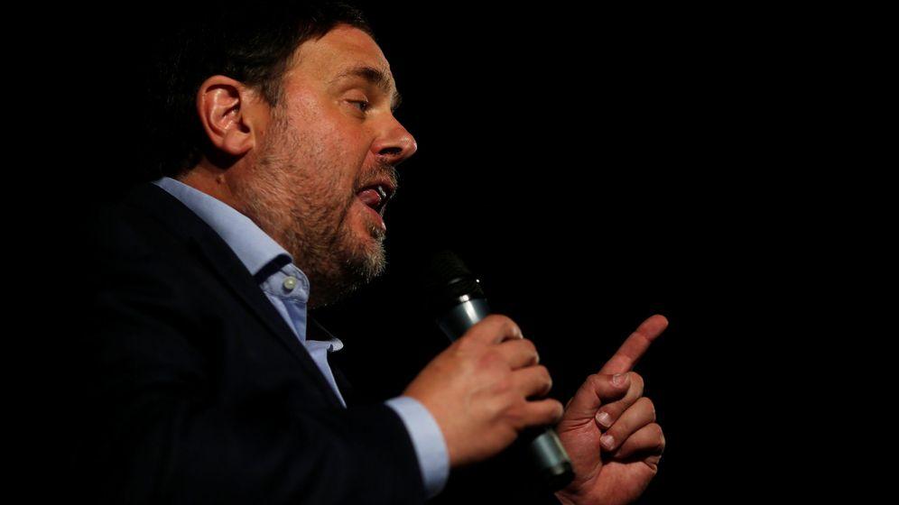 Foto: El vicepresident de la Generalitat, Oriol Junqueras. (REUTERS)