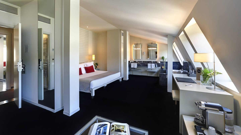 El hotel Miró cuenta con 45 dobles, tres junior suites y dos master suites (Cortesía)