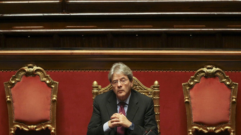 Foto: Paolo Gentiloni. (Reuters)