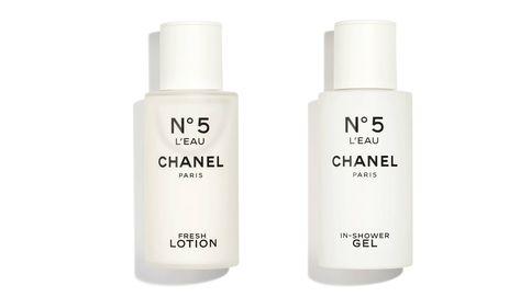 Un perfume, dos sensaciones: los nuevos tratamientos de Chanel Nº5 L'Eau