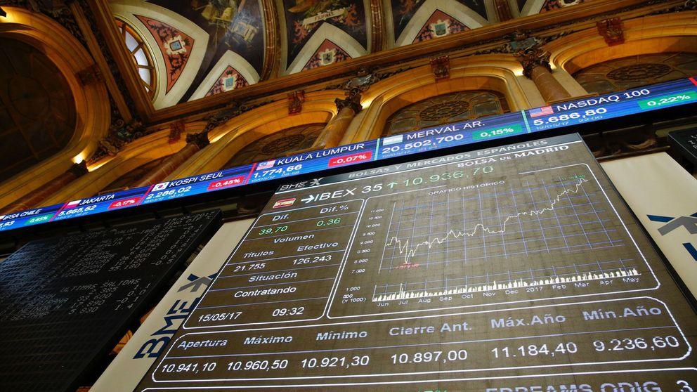 La prima modera la subida, pero la Bolsa cae ante la incertidumbre por Sánchez