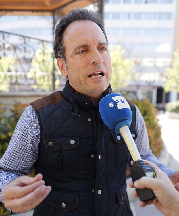 Foto: Daniel Portero, presidente de Dignidad y Justicia. (EFE)