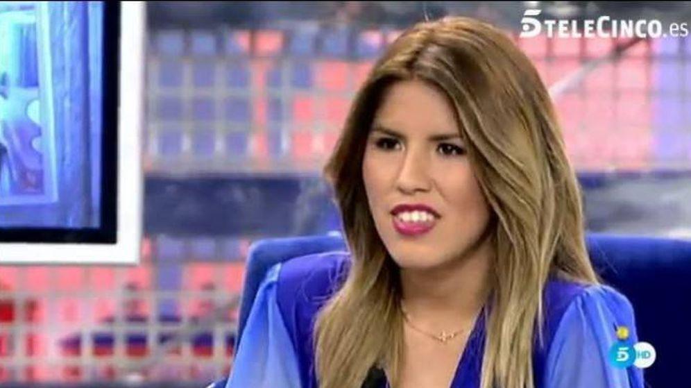Foto: Isa Pantoja vuelve a 'Sábado Deluxe'. (Telecinco)
