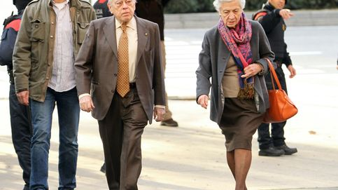 La Policía registra el domicilio del expresident Jordi Pujol