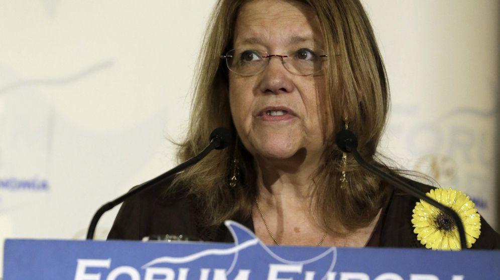 Foto: Elvira Rodríguez, presidenta de la CNMV. (EFE)