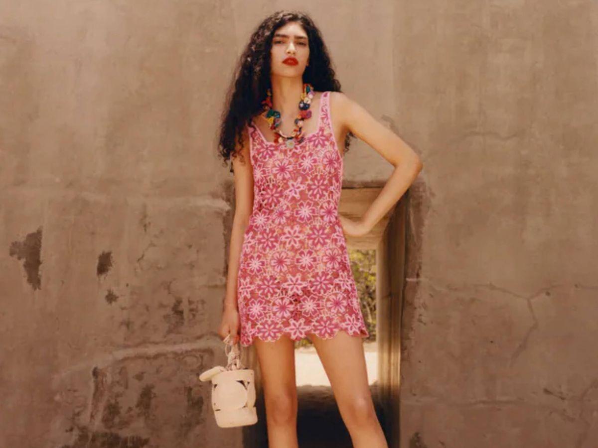Foto: Un nuevo vestido de Zara. (Cortesía)