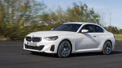 El nuevo BMW Serie 2 Coupé incluye un diésel de 190 caballos con etiqueta ECO