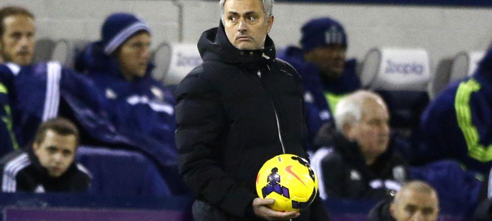 Mel frena a última hora a un Chelsea que puede perder el liderato de la Premier