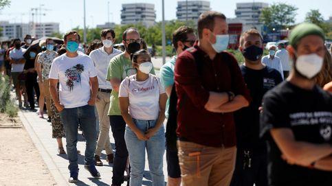 El aumento de contagios entre los jóvenes sube la incidencia hasta los 277,90 puntos