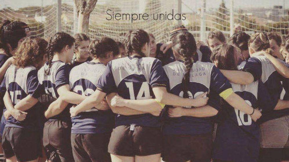 Foto: El equipo de la Universidad de Málaga.
