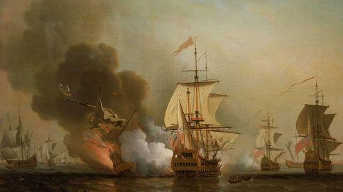 Tambores de guerra por el tesoro del 'San José'