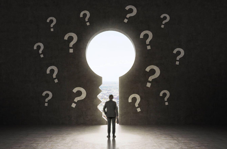 Foto: Demasiadas preguntas y sólo una respuesta: compite. (iStock)