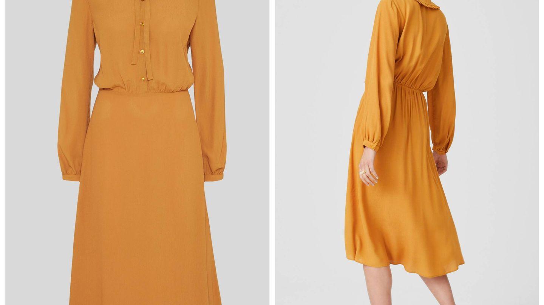 Nuevo vestido de edición limitada de CyA. (Cortesía)