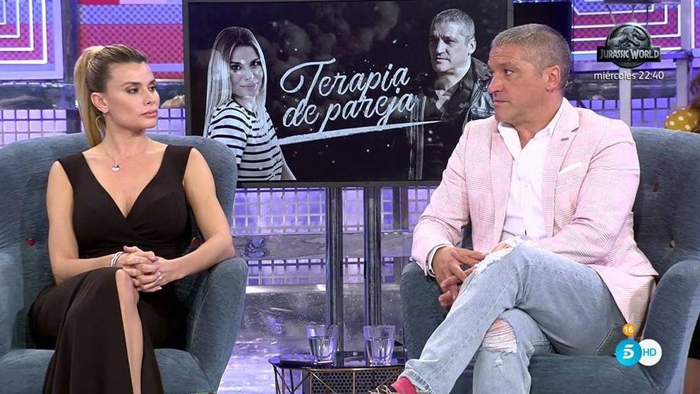 Gustavo y María Lapiedra exprimen su crisis con una terapia de pareja en  TV