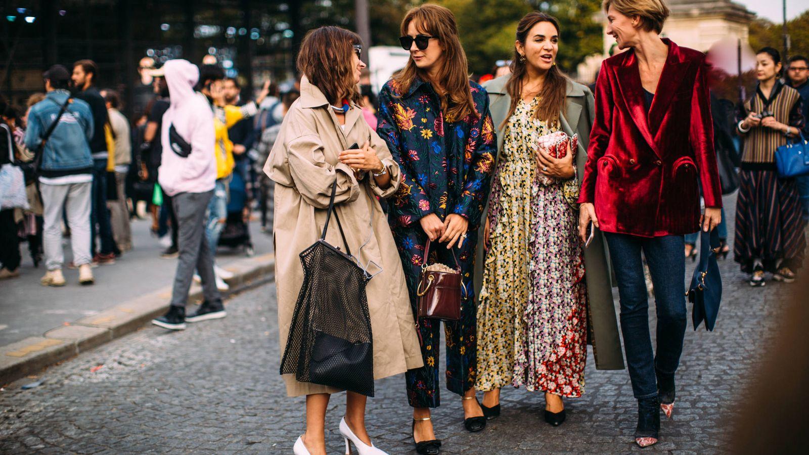 Foto: La pelea por ser el vestido ideal está en las calles. (Imaxtree)