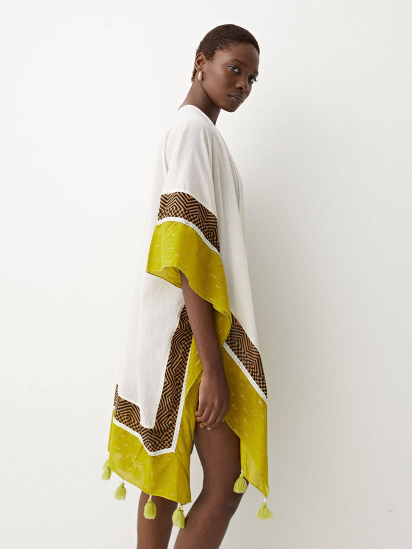Kimono de Parfois para un verano con estilo. (Cortesía)