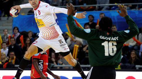 España aplasta a Angola, un meritorio en el Mundial de balonmano (42-22)