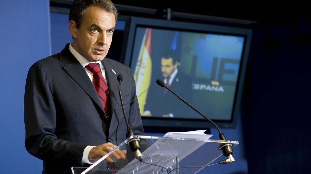 Foto: José Luis Rodríguez Zapatero. (EFE)