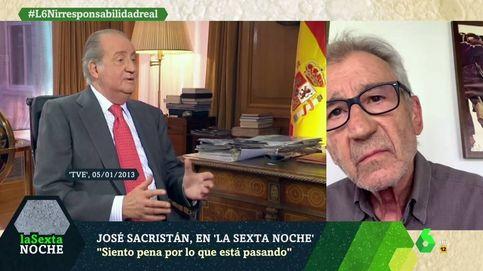 Sancristán sentencia a Juan Carlos: Es cutre, lamentable y choricero