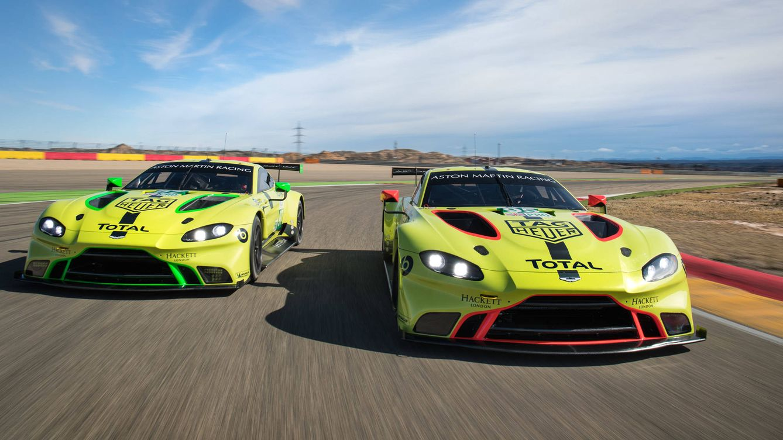 Foto: Aston Martin encarna la elegancia y el lujo británico, unos valores que encajan con TAG Heuer.