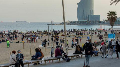 Aumentan los hospitalizados en Cataluña pese a la menor velocidad del contagio