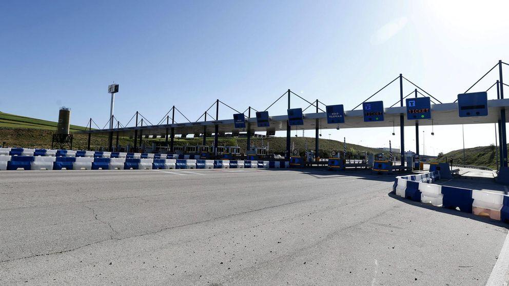 Las autopistas rescatadas por Fomento siguen perdiendo tráfico